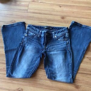 Express Stella Lowrise Bootcut Women's Jean